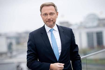 Christian Lindner, Fraktionsvorsitzender im Bundestag und Parteivorsitzender der FDP. Foto: Kay Nietfeld/dpa