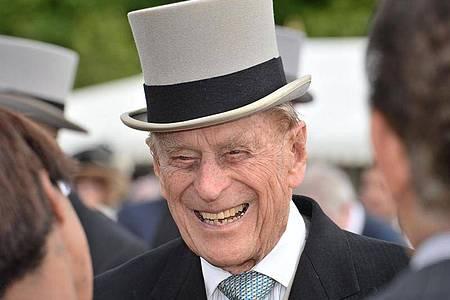 Prinz Philip hat einen ganz speziellen Humor. Foto: John Stillwell/PA Wire/dpa