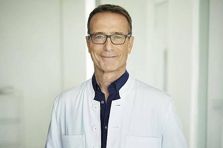 Matthias Riedl ist Internist und Diabetologe in Hamburg sowie Pressesprecher des Bundesverbandes Deutscher Ernährungsmediziner. Foto: Andreas Sibler/dpa-tmn