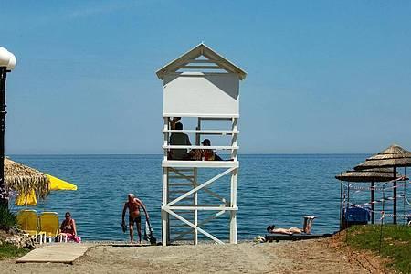Die Bundesregierung streicht die bei Urlaubern beliebte Insel Kreta ab Sonntag von der Liste der Corona-Hochrisikogebiete. Foto: Lefteris Partsalis/XinHua/dpa