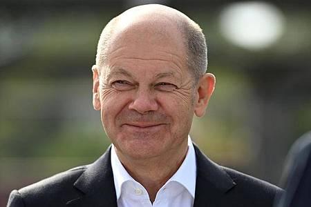 Olaf Scholz, Finanzminister und SPD-Kanzlerkandidat. Foto: Ina Fassbender/POOL/AFP/dpa