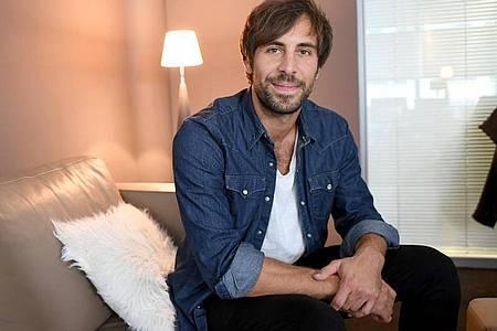Der Sänger Max Giesinger hat seine selbstverordnete Pause von sozialen Netzwerken sehr genossen. Foto: Britta Pedersen/ZB/dpa
