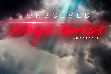 Streaming-Review: Unsolved Mysteries - Cover
