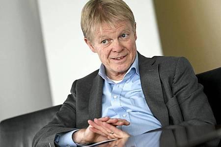 Reiner Hoffmann, Vorsitzender des Deutschen Gewerkschaftsbundes (DGB). Foto: Britta Pedersen/dpa-Zentralbild/dpa