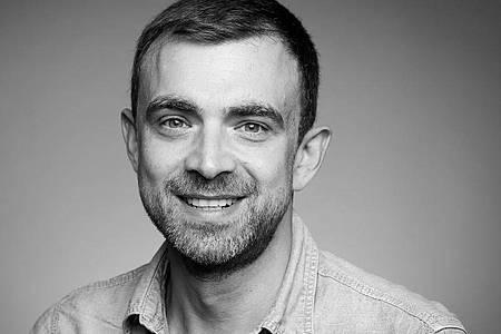 Timo Gößler, Dozent für Dramaturgie und Serielles Erzählen an der Filmuniversität Babelsberg. Foto: Privat/Filmuniversität Babelsberg /dpa