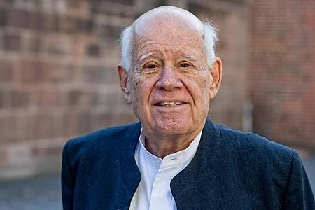 Dani Karavan ist mit 90 Jahren in Tel Aviv gestorben. Foto: picture alliance / dpa