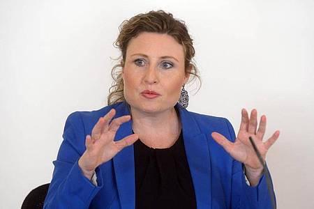 «Es geht hier keineswegs um einen Generalverdacht gegen Muslime»: die österreichische Integrationsministerin Susanne Raab. Foto: Herbert Pfarrhofer/APA/dpa
