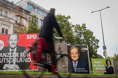 Rund 60,4 Millionen Bürgerinnen und Bürger sind heute aufgerufen, einen neuen Bundestag zu wählen. Foto: Kay Nietfeld/dpa