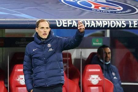Ist nicht mehr Trainer von Paris Saint-Germain: Thomas Tuchel. Foto: Jan Woitas/dpa-Zentralbild/dpa