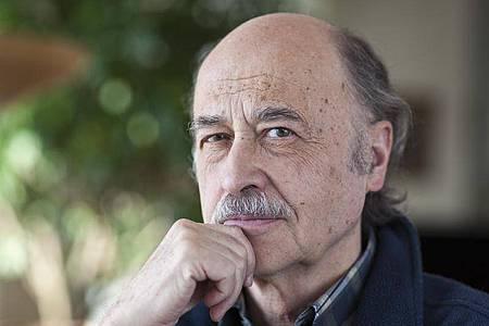 Remo H. Largo war Kinderarzt und Autor von Sachbüchern. Foto: Gaetan Bally/KEYSTONE/dpa