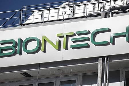 Biontech ist einer der großen Hoffnungsträger in der Pandemie: Jetzt erhalten die Gründer des Impfstoff-Herstellers einen Preis der Bundesrepublik. Foto: Boris Roessler/dpa