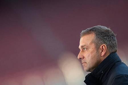 Trainer Hansi Flick hatte 2020 mit dem FC Bayern ein enorm erfolgreiches Jahr. Foto: Tom Weller/dpa
