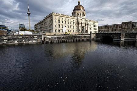 Nach der Eröffnungsphase wird es im neuen Berliner Humboldt Forum bei einer unterschiedlichen Eintrittspolitik bleiben. Foto: Fabian Sommer/dpa