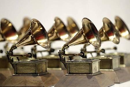 Auch bei den Grammys ist in diesem Jahr alles anders. Foto: Julio Cortez/AP/dpa