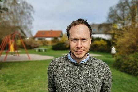 Der Autor Leander Steinkopf aus Deutschland liest beim Bachmannpreis. Foto: Jeannette Steinkopf/LST Kärnten/ORF/dpa