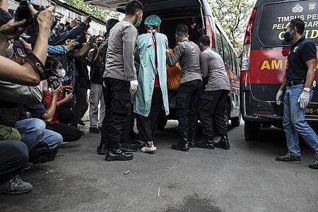 Bei einem Brand in einem Gefängnis in der Nähe der indonesischen Hauptstadt Jakarta sind mehrere Häftlinge ums Leben gekommen. Foto: Donal Husni/ZUMA Press Wire/dpa
