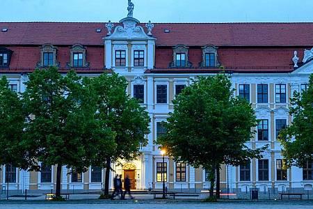 Der Landtag von Sachsen-Anhalt inMagdeburg. Die Landtagswahlen sollen am 06. Juni 2021 stattfinden. Foto: Klaus-Dietmar Gabbert/dpa-Zentralbild/dpa