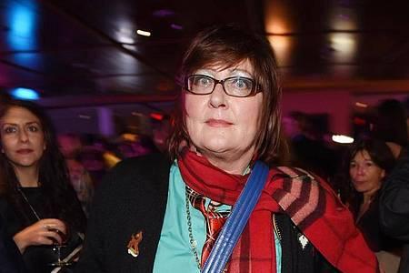 Die Musikerin Françoise Cactus starb nach langer Krankheit. Foto: Jens Kalaene/dpa-Zentralbild/dpa