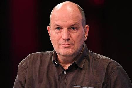 Andreas Steinhöfel, der Autor der Jugendromane um Rico und Oskar. Foto: Arne Dedert/dpa