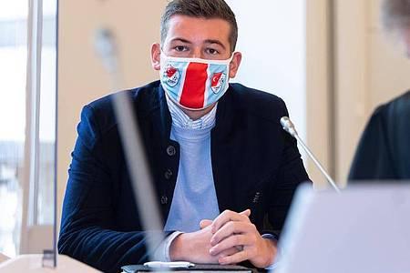Will mit Türkgücü München noch in den DFB-Pokal: Geschäftsführer Max Kothny. Foto: Sven Hoppe/dpa