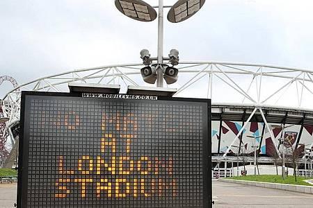 Noch ist völlig offen, wann die Premier League wieder ihren Spielbetrieb aufnimmt. Foto: Steven Paston/PA Wire/dpa