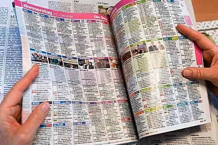 Ein neues Medienkonzentrationsrecht soll neben dem Fernsehmarkt auch die Relevanz aller klassischen Medien wie Zeitungen, Zeitschriften, Hörfunk und Internet mit einbeziehen. Foto: Jens Kalaene/dpa-Zentralbild/ZB