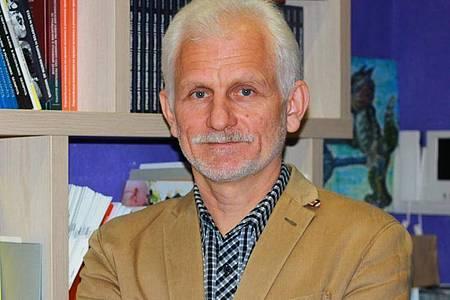 Der belarussische Menschenrechtsaktivist Ales Beljazki leitet seit fast 30 Jahren eine Kampagne für Demokratie und Freiheit. Foto: picture alliance / dpa