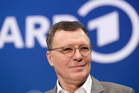 ARD-Programmdirektor Volker Herres will sein Amt zum 30. April 2021 abgeben. Foto: Oliver Berg/dpa