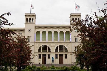 Das Museum Hamburger Bahnhof in Berlin verliert die Sammlung Flick. Foto: picture alliance / dpa