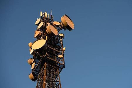 Ein halbes Jahr vor seiner Abschaltung nutzen immer weniger Menschen das 3G-Mobilfunknetz. Foto: Sebastian Gollnow/dpa