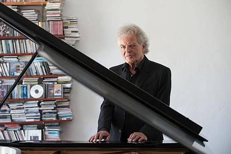 Jazz-Pianist Joachim Kühn setzt bei seinem neuen Album auf viel Gefühl. Foto: ACT Music & Vision /dpa