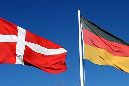 Dänemark und Deutschland feiern 100 Jahre friedliche Grenzziehung. Foto: Carsten Rehder/dpa