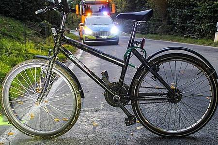 Aufgefundenes Fahrrad;  Foto: Polizei Lippe