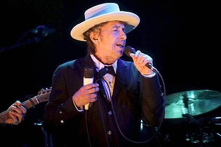 Bob Dylan hat ein starkes Album vorgelegt. Foto: Domenech Castello/EFE / EPA FILE/dpa