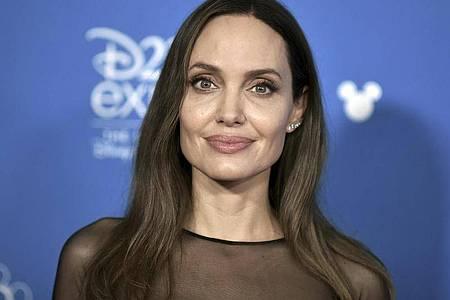 Jolie ist Sonderbotschafterin des UN-Flüchtlingshilfswerks. Foto: Richard Shotwell/Invision/AP/dpa/Archivbild