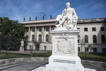 Berlins Universitäten sind bei Wissenschaftlerinnen und Wissenschaftlern aus dem Ausland besonders beliebt. Foto: Fabian Sommer/dpa