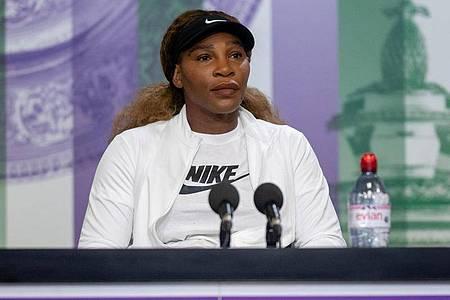 Serena Williams wird nicht an den US Open teilnehmen. Foto: Aeltc/Florian Eisele/PA Wire/dpa