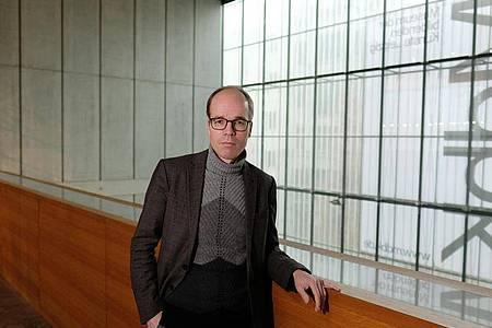Stefan Weppelmann ruft zum Nachdenken über die Rolle von Museen auf. Foto: Sebastian Willnow/dpa-Zentralbild/dpa