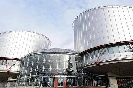 Der Europäische Gerichtshof für Menschenrechte (EGMR). Foto: Jean-Christophe Bott/epa/dpa