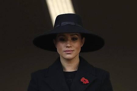 Herzogin Meghan hat eine Fehlgeburt erlitten. Foto: Matt Dunham/AP/dpa