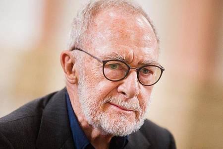 Seit 18 Jahren an der Spitze: Gerhard Richter. Foto: Rolf Vennenbernd/dpa