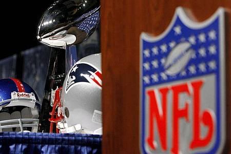 Die NFLhat sich offiziell zu einer Art Homeoffice-Draft entschieden. Foto: epa Larry W. Smith/EPA/dpa