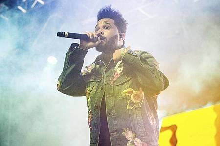 «Blinding Lights» von The Weeknd ist der bisherige Hit des Jahres. Foto: Amy Harris/Invision/AP/dpa