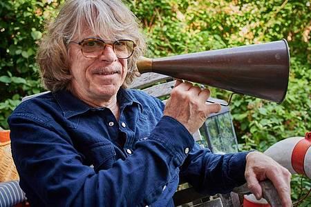 Der Musiker und Komiker Helge Schneider. Foto: Bernd Thissen/dpa
