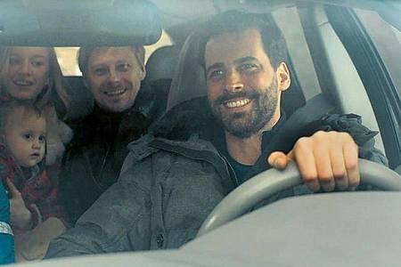 «Waren einmal Revoluzzer» - Das Auto ist voll, die Stimmung gut - allerdings nicht bei allen. Foto: -/JIP Film und Verleih/dpa