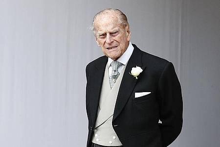 Zurückgezogen feiert Prinz Philip seinen 99. Geburtstag. Foto: Alastair Grant/AP Pool/AP/dpa