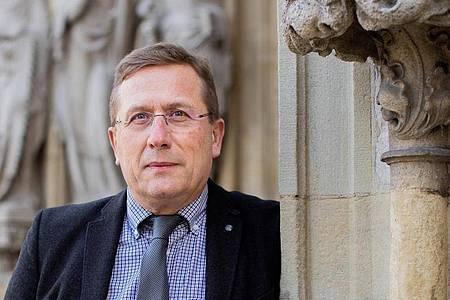 Thomas Schüller, Theologe und Kirchenrechtler. Foto: Rolf Vennenbernd/dpa