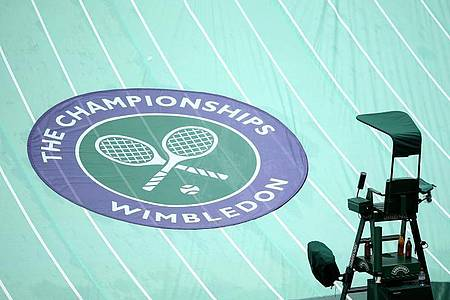 Wegen der Coronavirus-Pandemie fällt das Tennis-Turnier erstmals seit dem Zweiten Weltkrieg in Wimbledon aus. Foto: Steven Paston/PA Wire/dpa