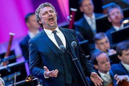 Jonas Kaufmann findet es wichtig, dass der Nachwuchs direkt in einen Opernsaal oder ein Konzerthaus gebracht werden sollte. Foto: Georg Hochmuth/APA/dpa