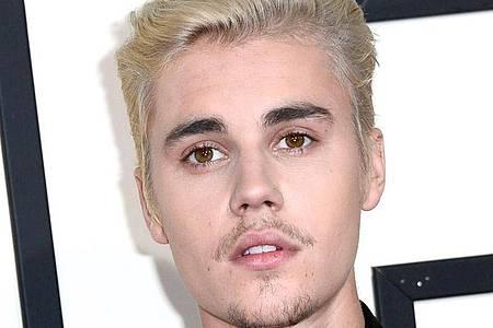 Justin Bieber wird bei der Verleihung der American Music Awards auftreten. Foto: Paul Buck/epa/dpa/Archiv